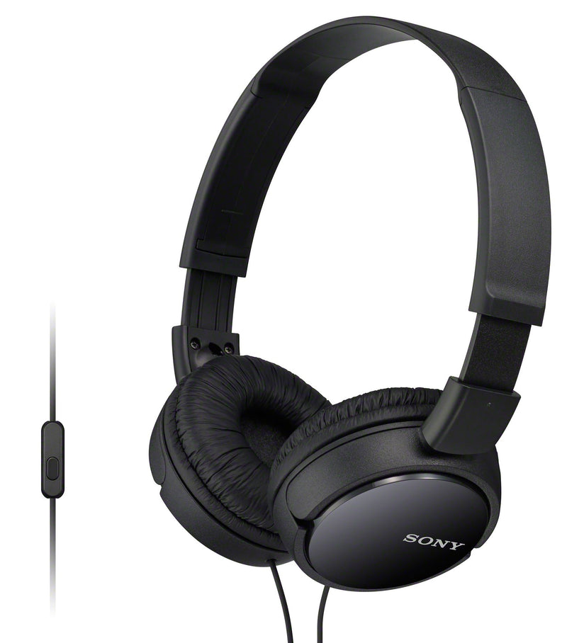 Sony On-Ear Extra Bass Headphones - Black