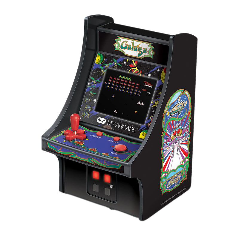 MyArcade Galaga Micro Player Retro Arcade Game