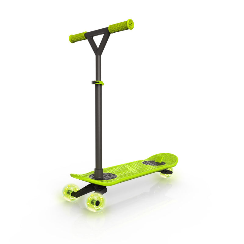 MorfBoard Scooter w/ Light-Up Wheels