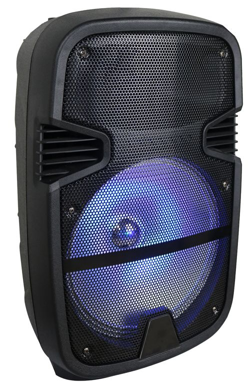 "Edison Professional iRocker XS-250 8"" Bluetooth PA Speaker"