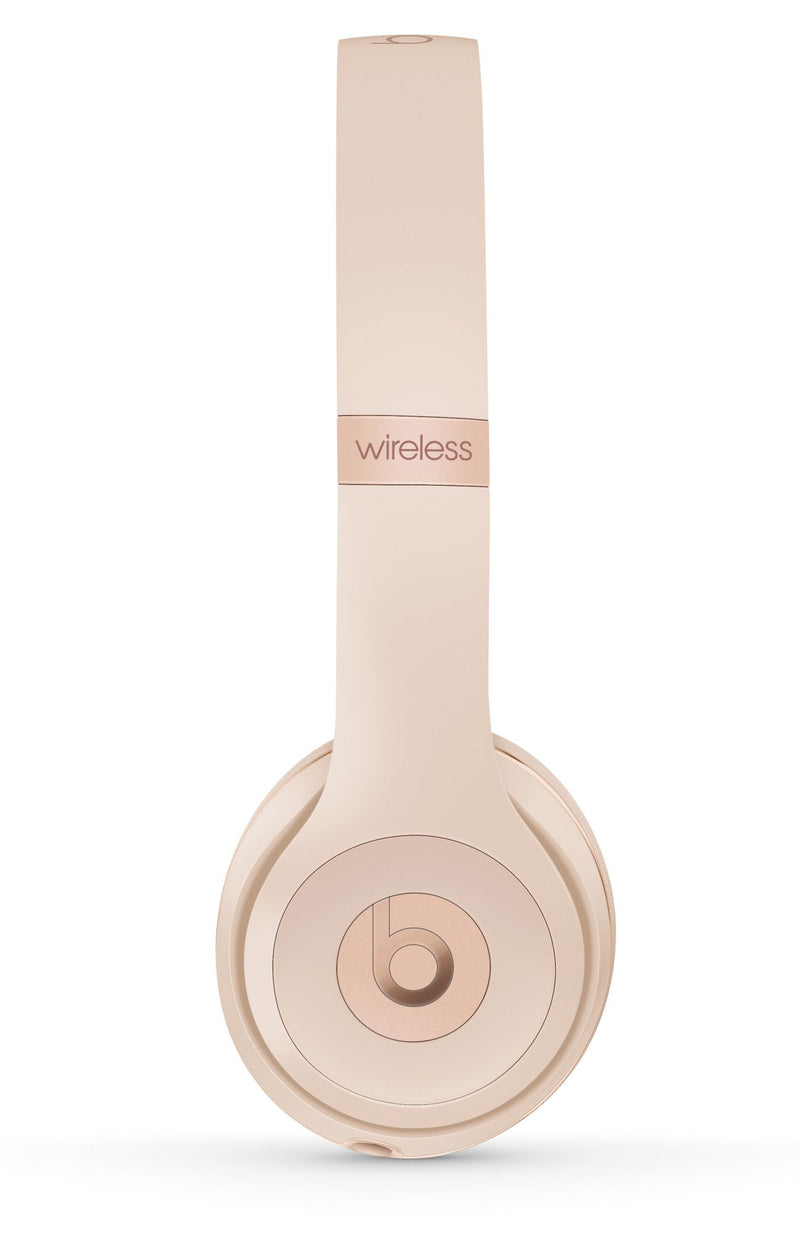 Beats Solo3 Wireless Headphones - Rose Gold