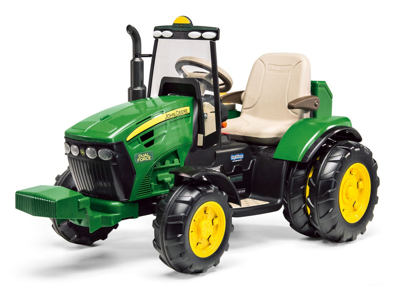 Peg Perego John Deere Dual Force Ride-On