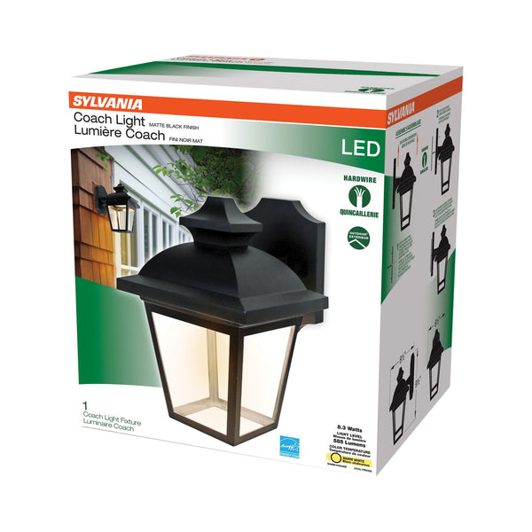 Sylvania Integrated LED Outdoor Coach Light Fixture