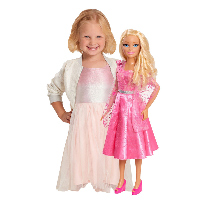 "Barbie Best Fashion Friend 28"" Doll"