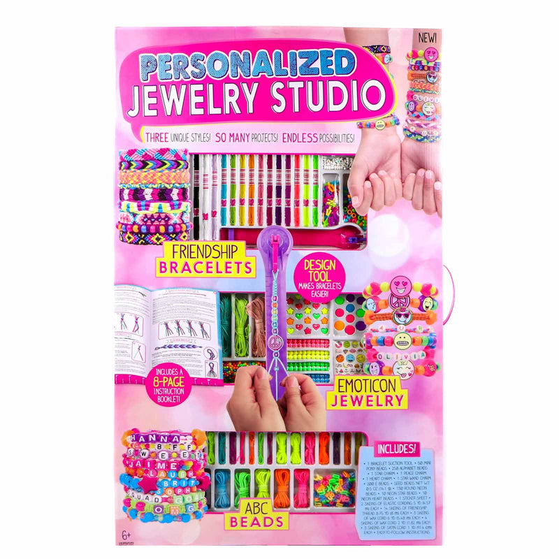 Just My Style Personalized Jewelry Studio