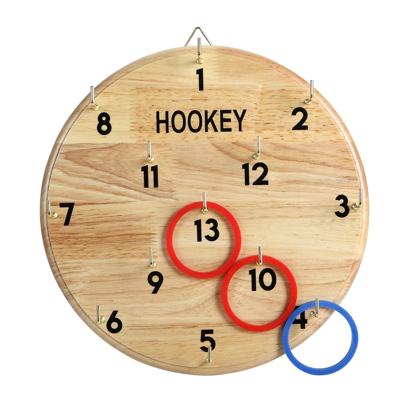 Hookey and Ring Toss 2-Game Combo