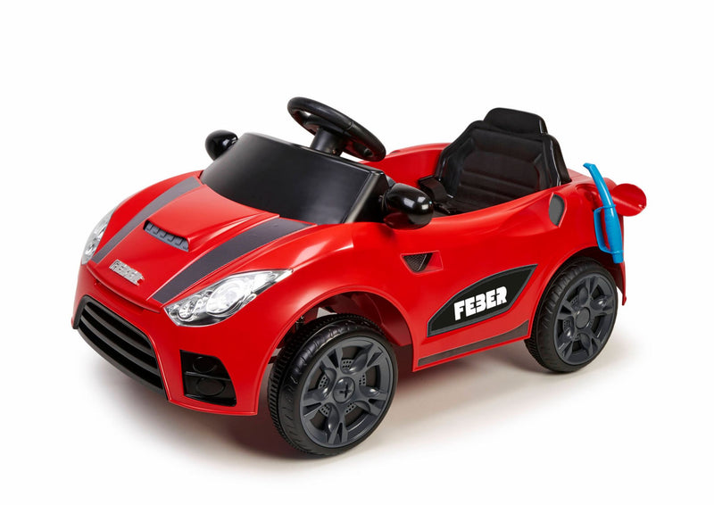 FEBER My Real Car 6V Ride-On