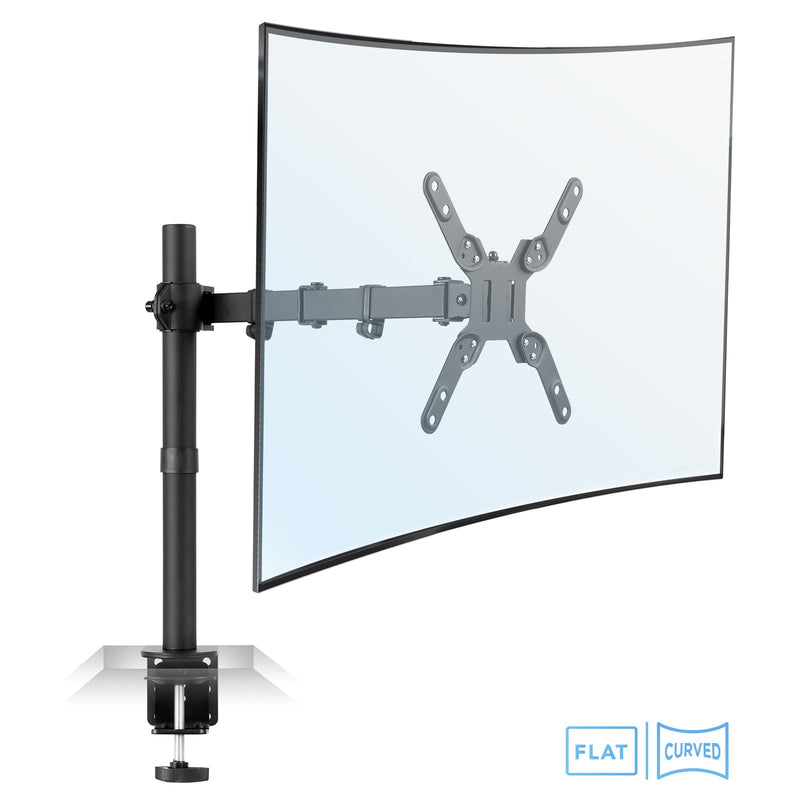 "Mount-It MI-708 Large Monitor Mount for 19-42"" Monitors"