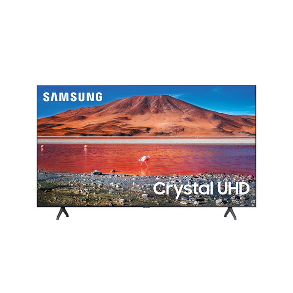 "Samsung 55"" TU700D Crystal UHD 4K Smart TV - UN55TU700DFXZA and 3-Year Warranty"