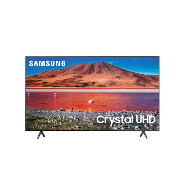 "Samsung 50"" TU700D Crystal UHD 4K Smart TV - UN50TU700DFXZA and 3-Year Warranty"