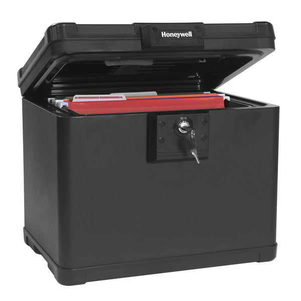 Honeywell 0.6 Cu. Ft. Lightweight Fireproof/Waterproof File Chest