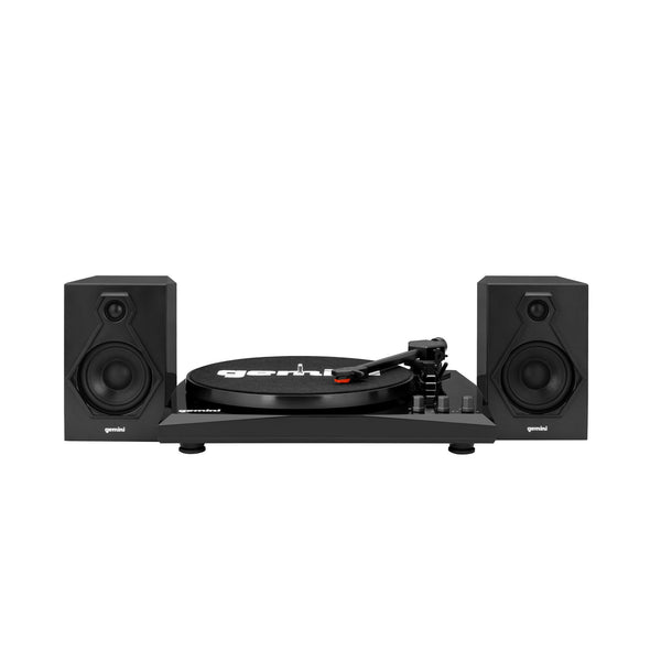 Gemini TT-900 Turntable Stereo System w/ Bluetooth