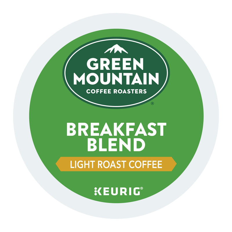 Green Mountain Coffee Breakfast Blend K-Cup Pods 100 ct