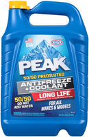 Peak 50/50 1-Gal. Pre-Diluted Antifreeze & Coolant 2 pk.