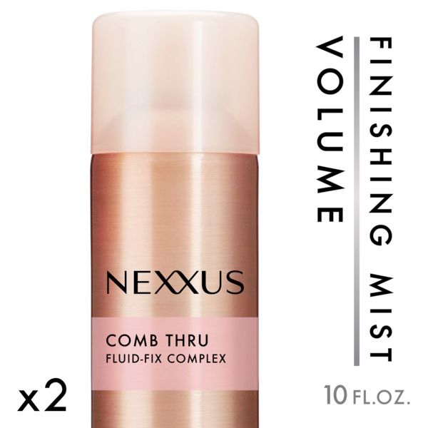 Nexxus Salon Hair Care Comb Thru Touchable Hold Finishing Spray 2 pk./10 oz.