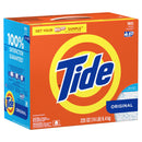 Tide Laundry Detergent Powder Original 160 Loads 225 oz.