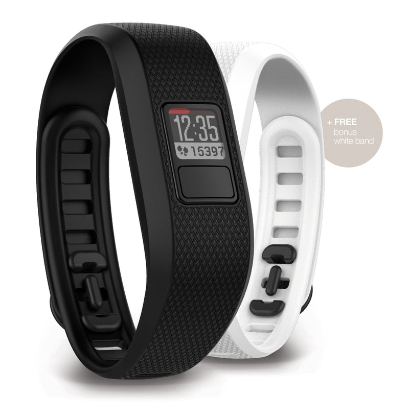 Garmin Vivofit 3 Bundle - Black