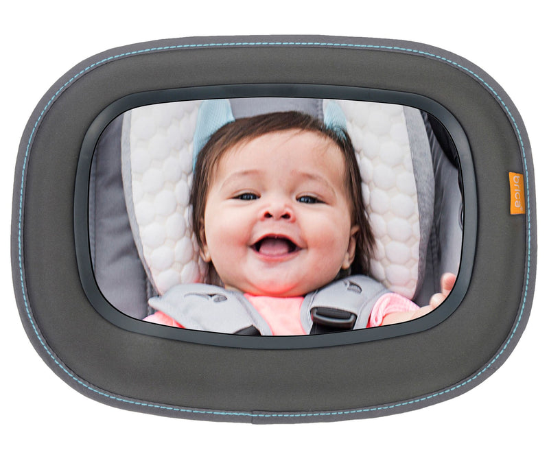 BRICA Baby In-Sight Auto Mirror - Gray