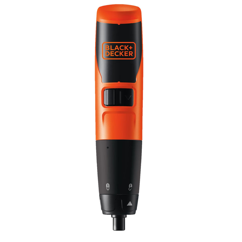 Black & Decker Direct Plug Screwdriver - Assorted