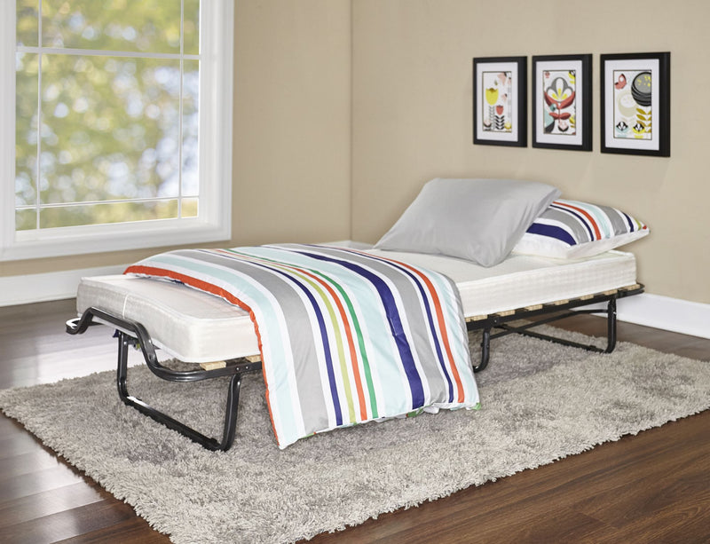 Linon Luxor Ultimate Folding Bed w/ Mattress