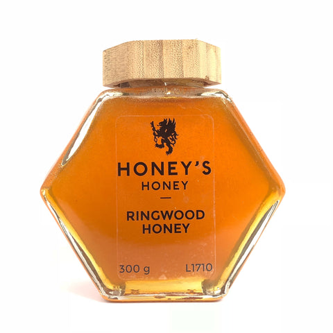 Ringwood Honey - 2017 jar and design