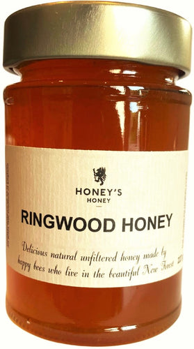 Local Ringwood Honey 2020
