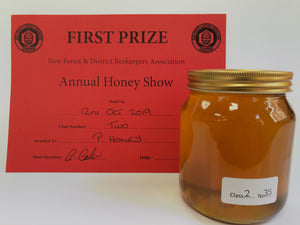 Local Ringwood Honey (2019) - 227g Jar