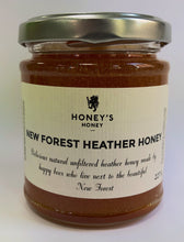 Load image into Gallery viewer, Local New Forest Heather Honey