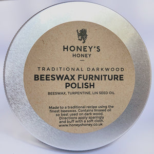Traditional Bees Wax Furniture Polish