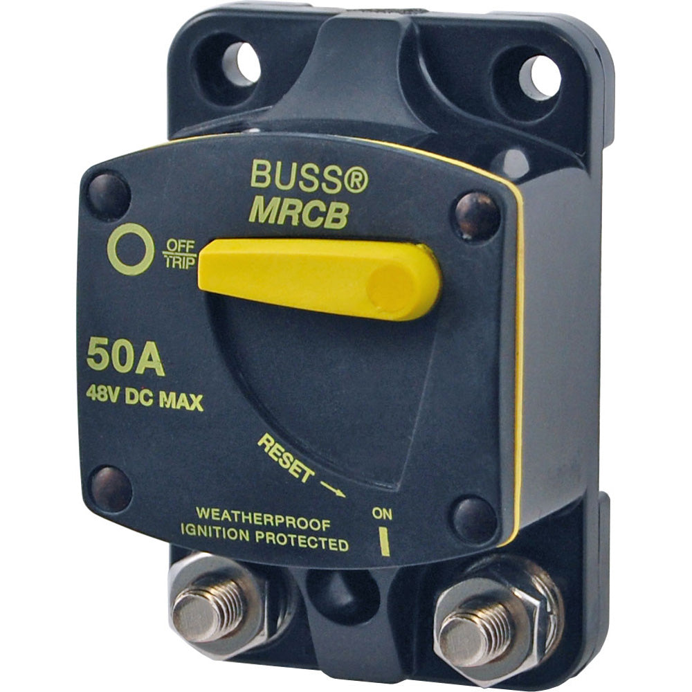 Blue Sea 7139 187 - Series Thermal Circuit Breaker  -  50Amp