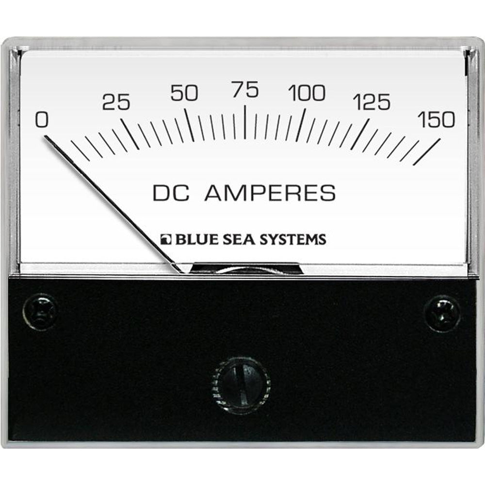Blue Sea 8018 DC Analog Ammeter - 2-3/4