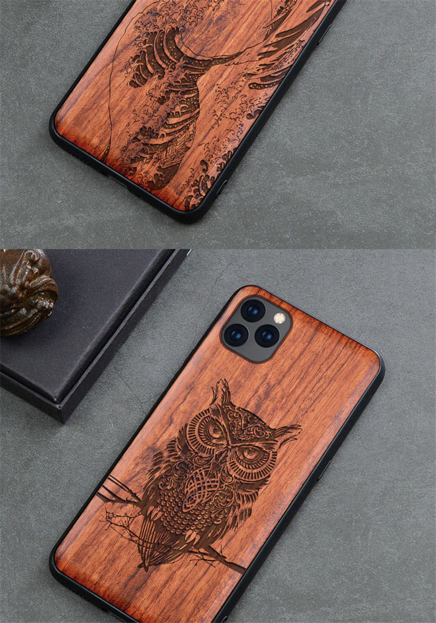 Wooden Cases for iPhone 12 mini