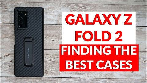 All The best Samsung Galaxy Z Fold 3 cases and covers