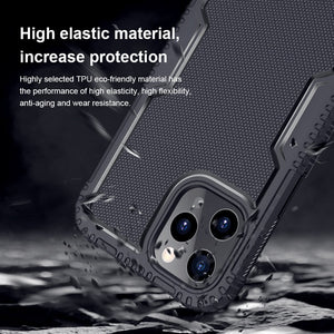 High impact Rugged Shield Tactics TPU Protection Heavy Duty Protection Armor Case Cover For iPhone 12 Series