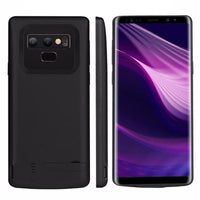 6500mAh Battery Charger Case For Samsung Galaxy Note 9