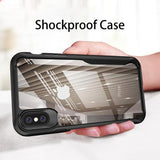 SUPER Shockproof Armor Case For iPhone X XS XR 8 Plus