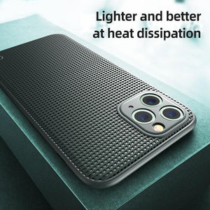 Heat Dissipation and Shockproof Case For iPhone 11 11 Pro Max