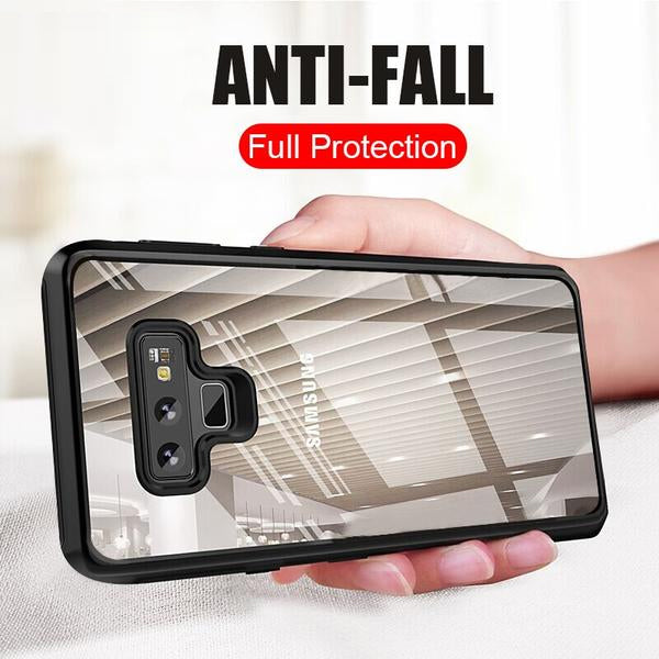 Ultra-Thin Transparent Phone Case For Samsung Galaxy Note 9