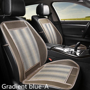 2018 Natural Wood Beads & Bamboo Car Cushion