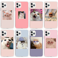 Cat iPhone 12 Pro Max Case