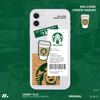 Fashion Trend Clear Soft Silicone Case Full Coverage Case for iPhone 11 Series