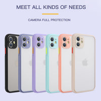 Transparent case for iphone 12 Pro max
