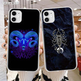 zodiac phone cases iphone 12 pro max 1