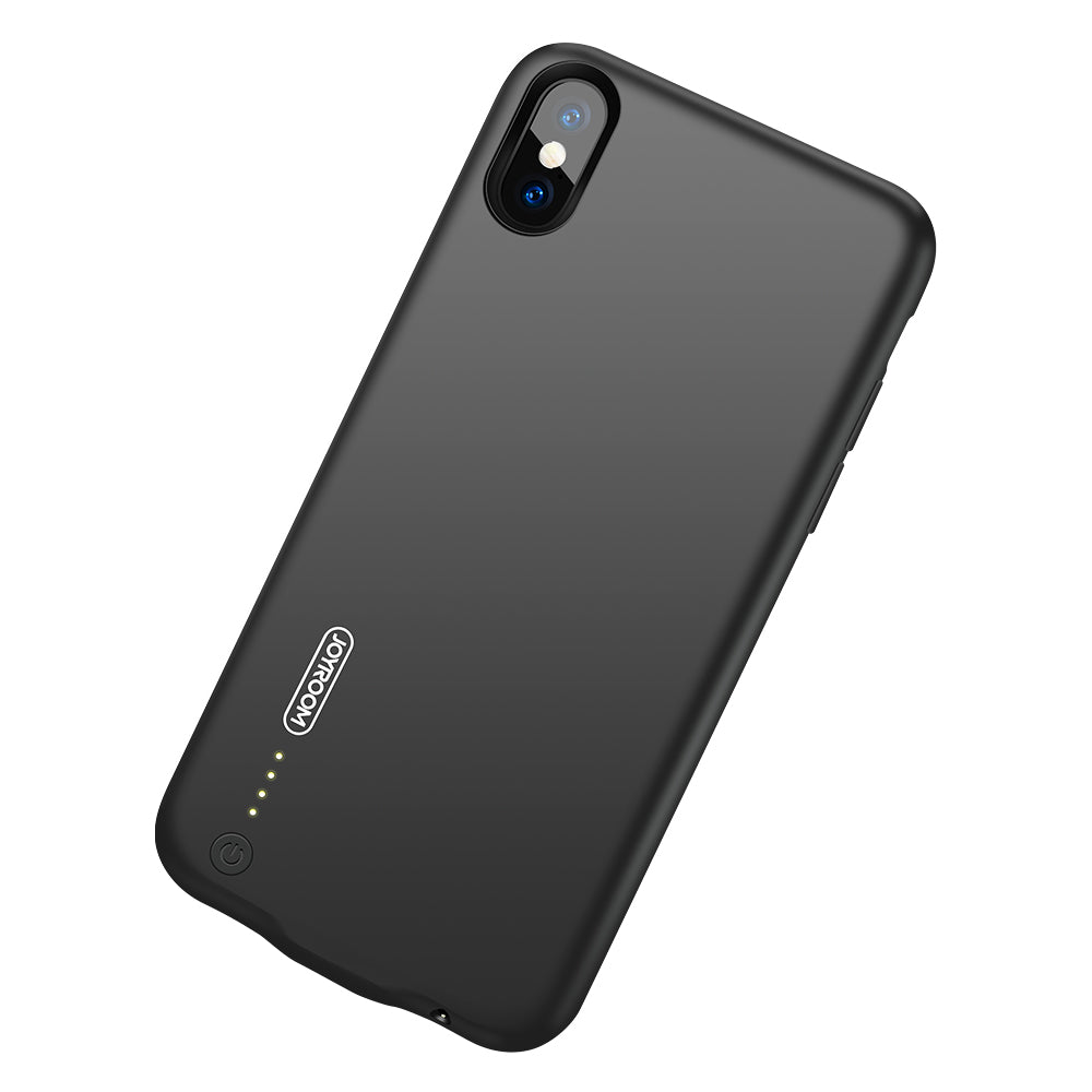 3500mAh Ultra Thin Headphone Battery Case For iPhone X