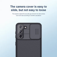 CamShield Slide Camera Lens Protection Case For Samsung S21 Series