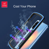 Luxury Airbags Stronger Powerful Drop proof Armor Case For Galaxy Note 20