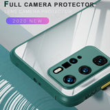 Silicone Shockproof Liquid Soft Cover Phone Case For Samsung Galaxy S20 Series | Note 20 Series | S10 series