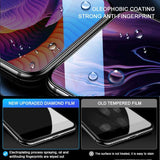 30D Explosion proof Curved Full Cover Tempered Glass on For iphone 11 Series