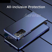 Luxury Plating Cover Soft Transparent Plating Clear Case For Samsung Note 20 Series