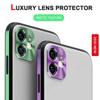 Full Camera Protection Liquid Silicone Waterproof Phone Case For iPhone 11 Pro Max | 11 Pro | 11